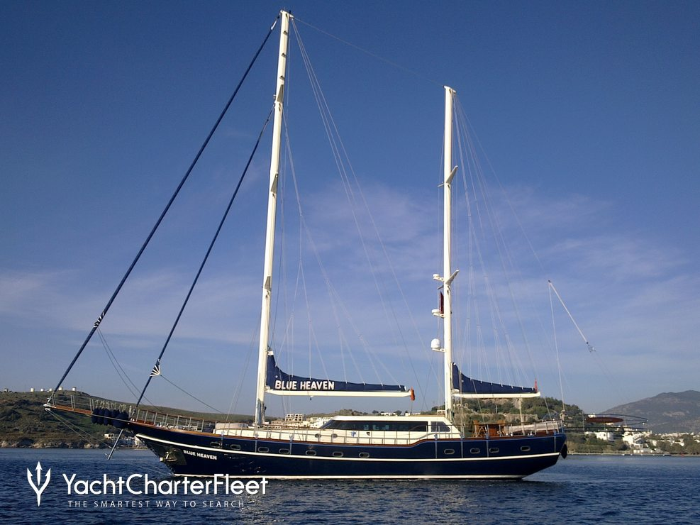 Blue Heaven Charter Yacht