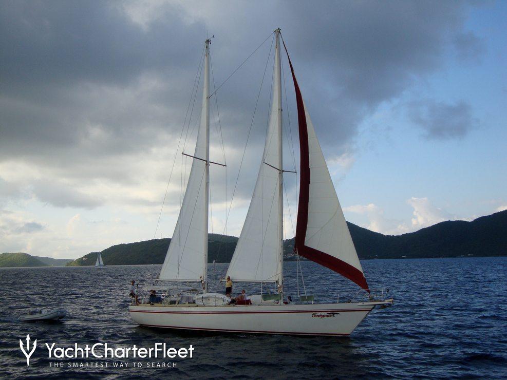Flamboyance Charter Yacht