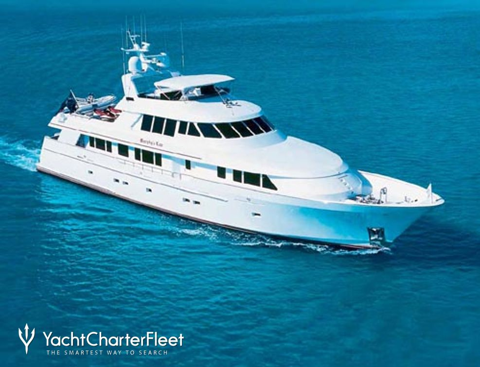 Murphy's Law Charter Yacht