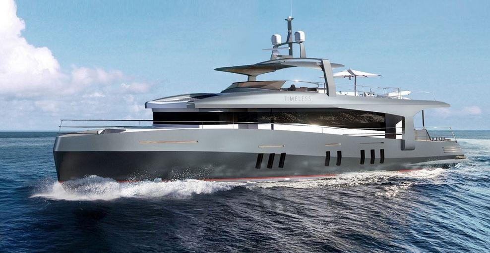 Timeless Charter Yacht