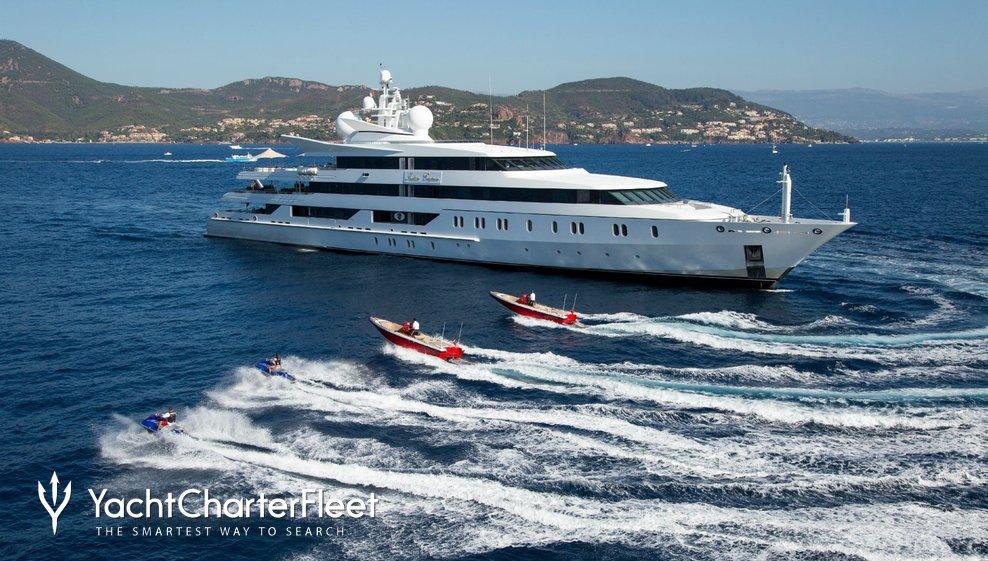 Neom Charter Yacht