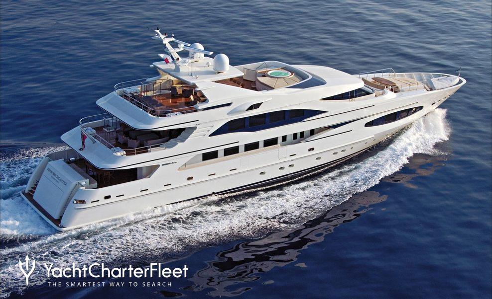 Princess Iolanthe Charter Yacht