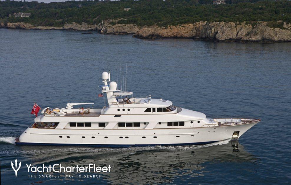 Rena Charter Yacht