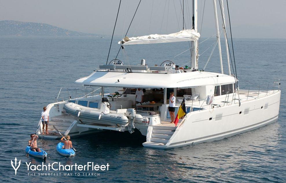 Crocodile Daddy Charter Yacht