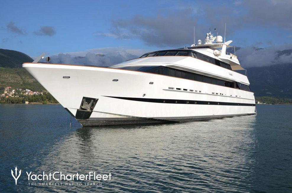 Ladyship Charter Yacht