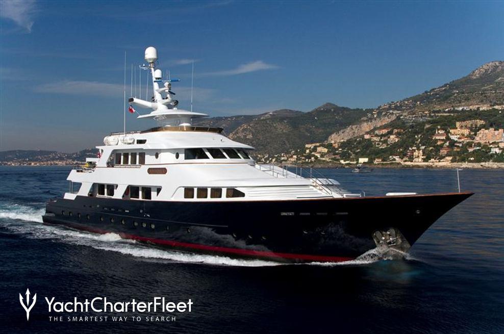 L'Albatros Charter Yacht