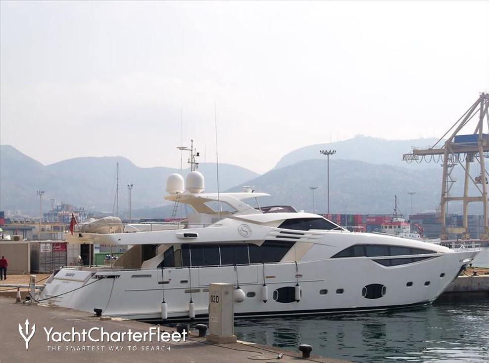 Sonny II Charter Yacht