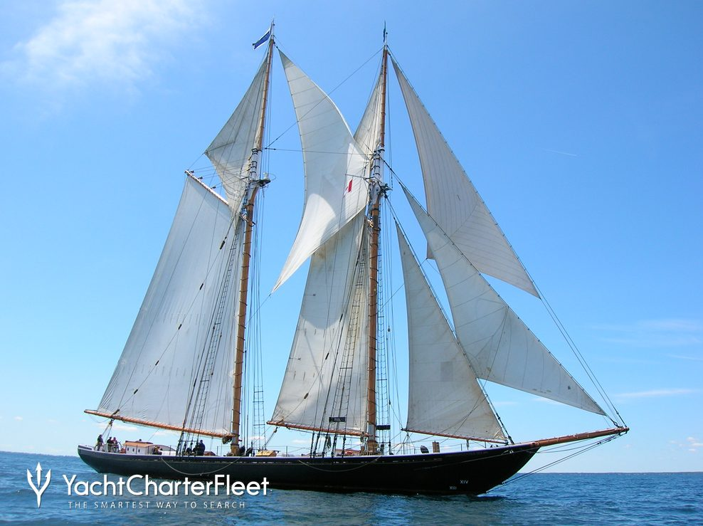 Highlander Sea Charter Yacht