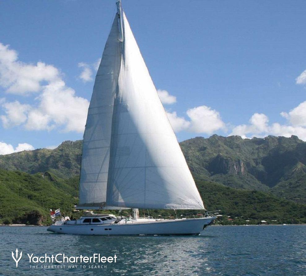 OYA Charter Yacht