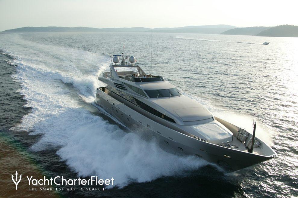 Xanax Charter Yacht